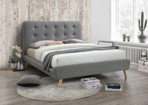 łóżko pikowane