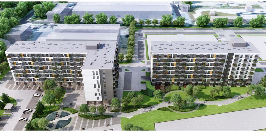 Smart City Wrocław - nowe osiedle